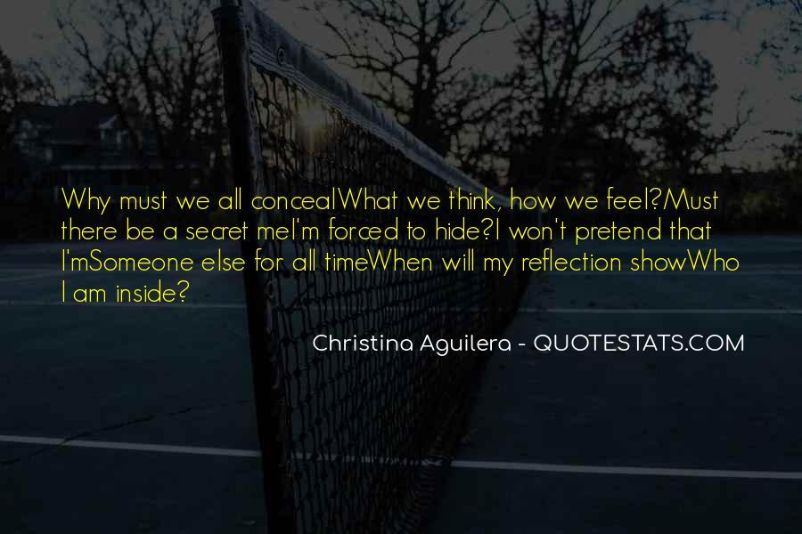 Christina Aguilera Quotes #298151