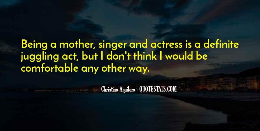 Christina Aguilera Quotes #339315