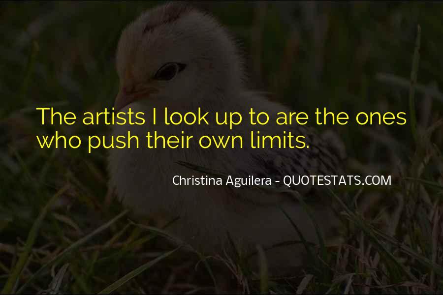 Christina Aguilera Quotes #348009