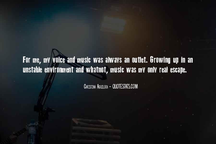 Christina Aguilera Quotes #368196