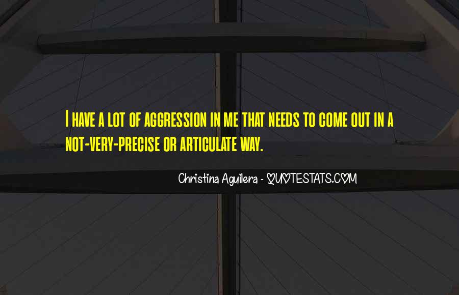Christina Aguilera Quotes #4419