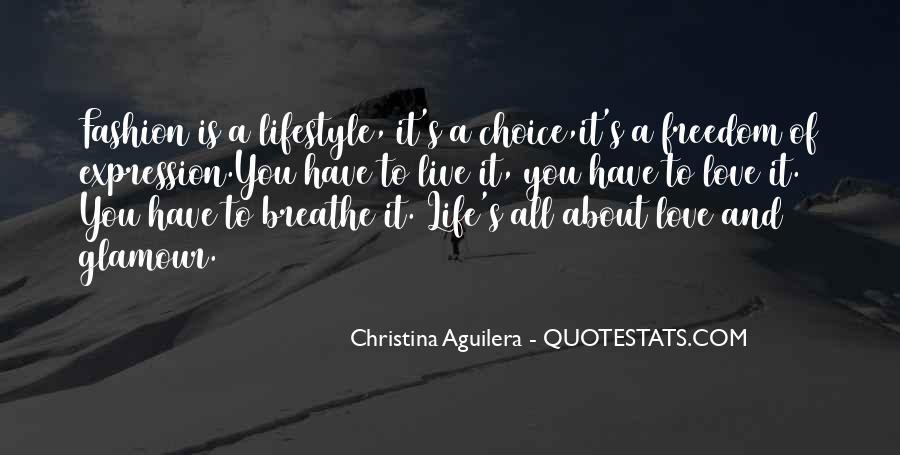 Christina Aguilera Quotes #495282