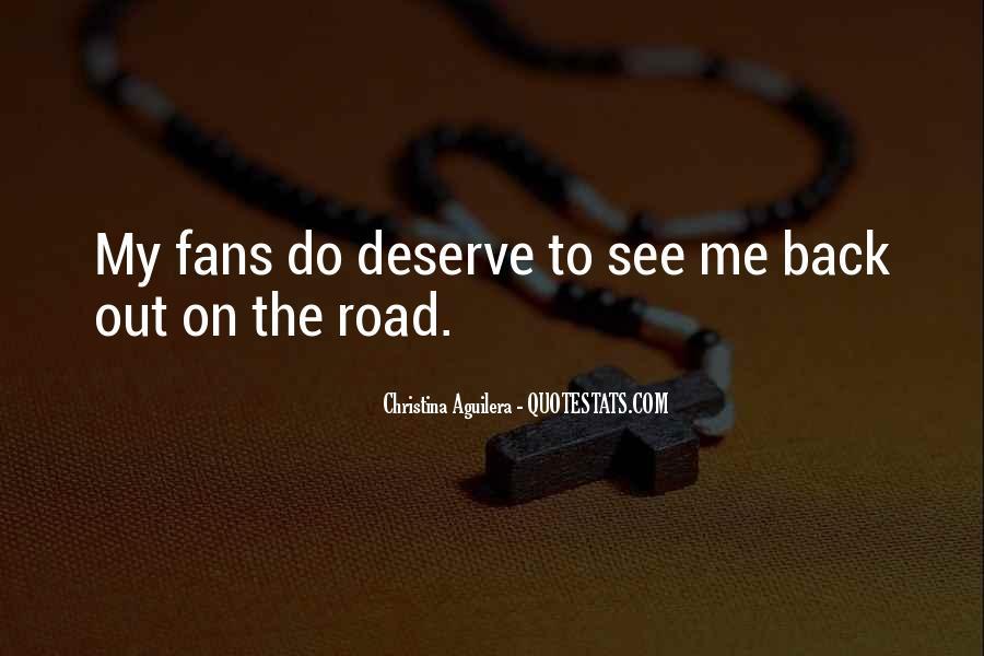 Christina Aguilera Quotes #623378