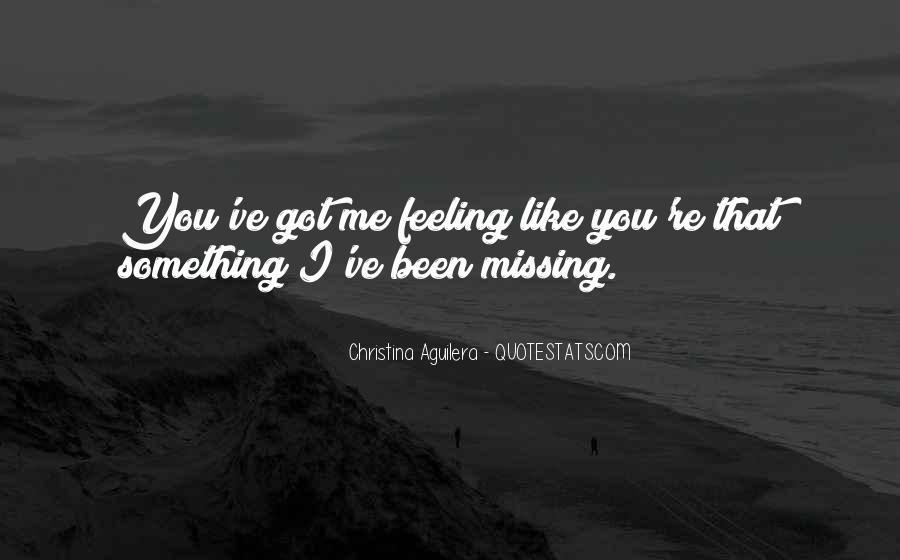 Christina Aguilera Quotes #627968