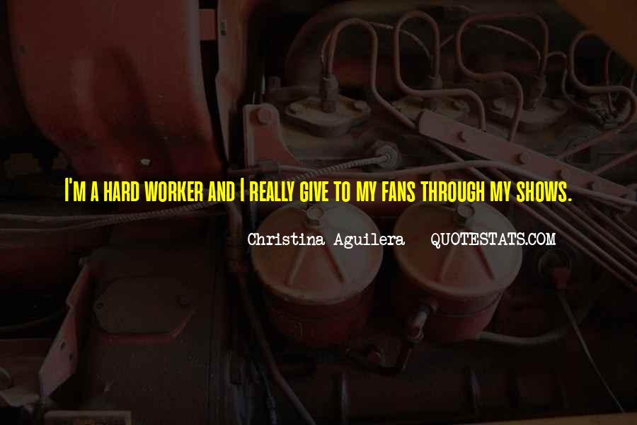 Christina Aguilera Quotes #685641