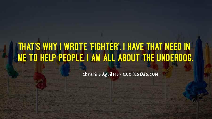 Christina Aguilera Quotes #71941