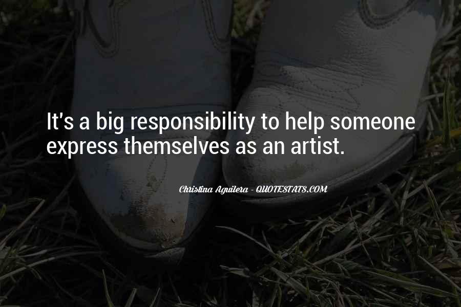 Christina Aguilera Quotes #802976