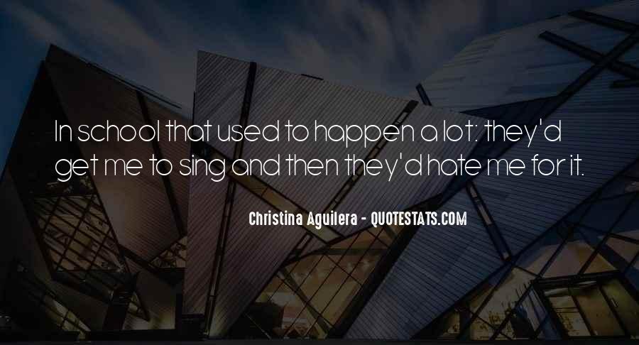 Christina Aguilera Quotes #823758