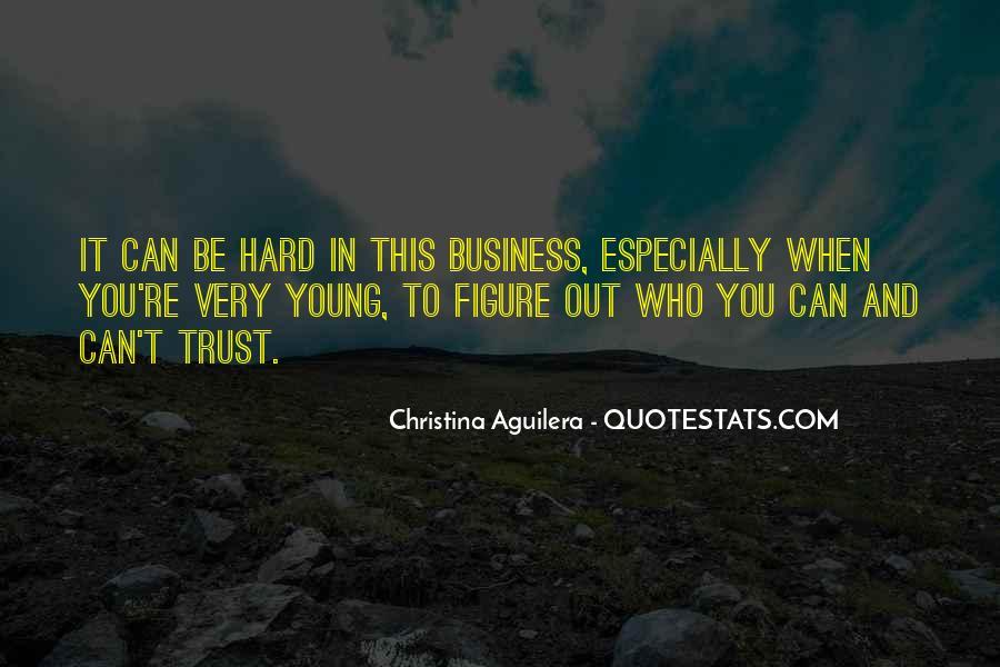 Christina Aguilera Quotes #955225