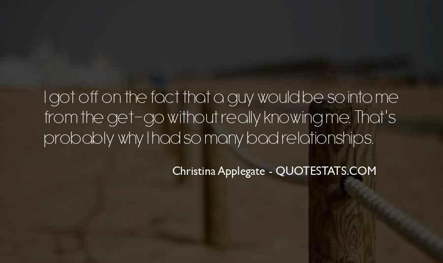 Christina Applegate Quotes #1025229