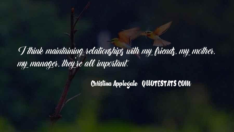 Christina Applegate Quotes #1274219