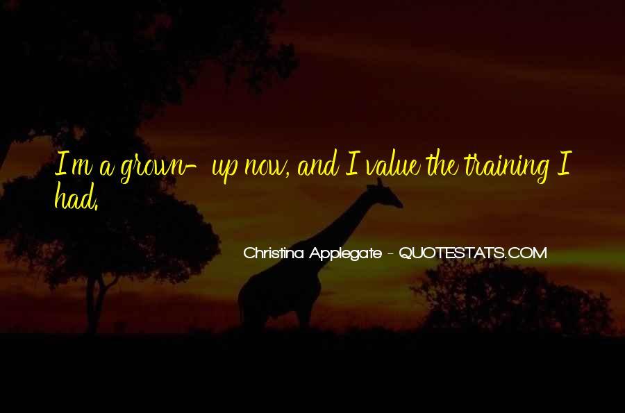 Christina Applegate Quotes #1426272