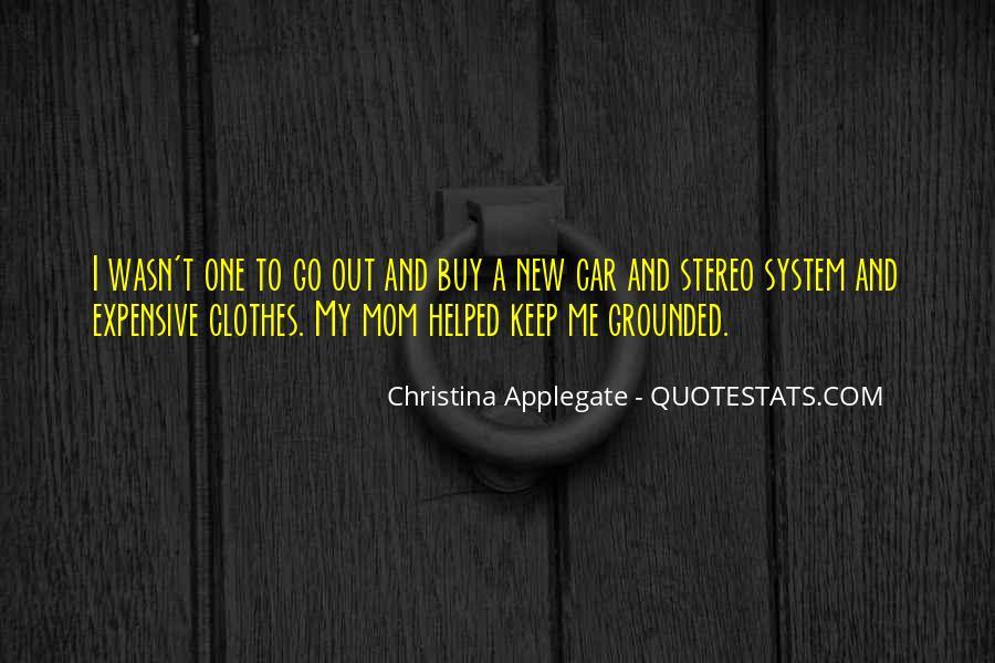 Christina Applegate Quotes #24794