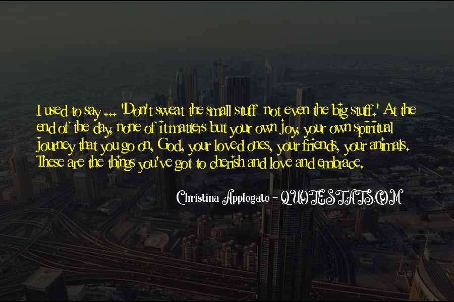 Christina Applegate Quotes #324820