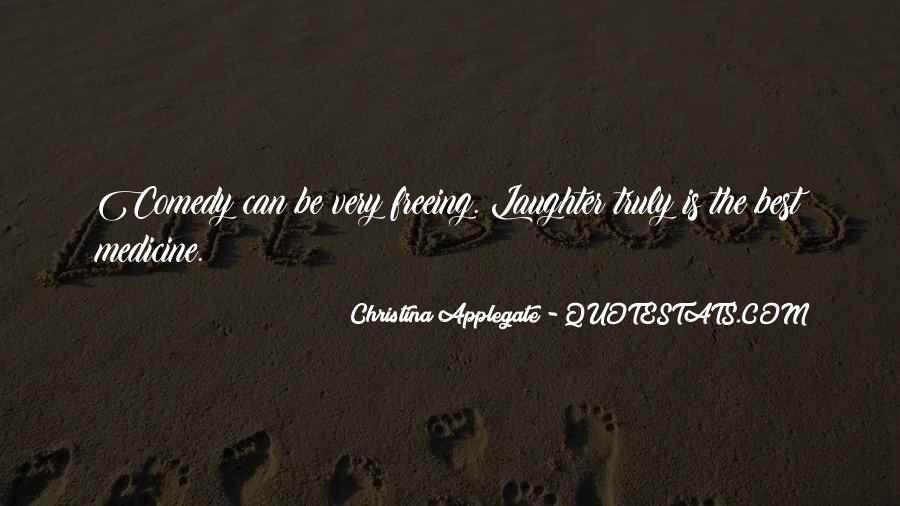 Christina Applegate Quotes #369689