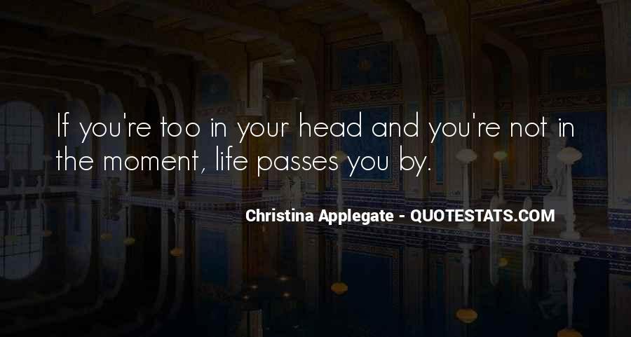 Christina Applegate Quotes #610909