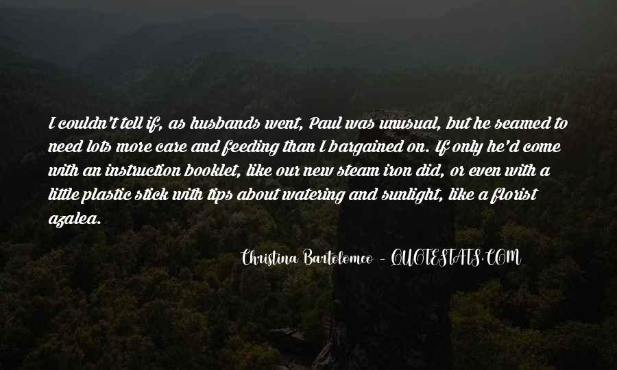 Christina Bartolomeo Quotes #1157992