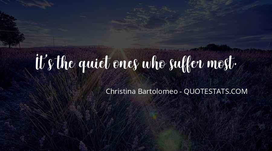 Christina Bartolomeo Quotes #1301016