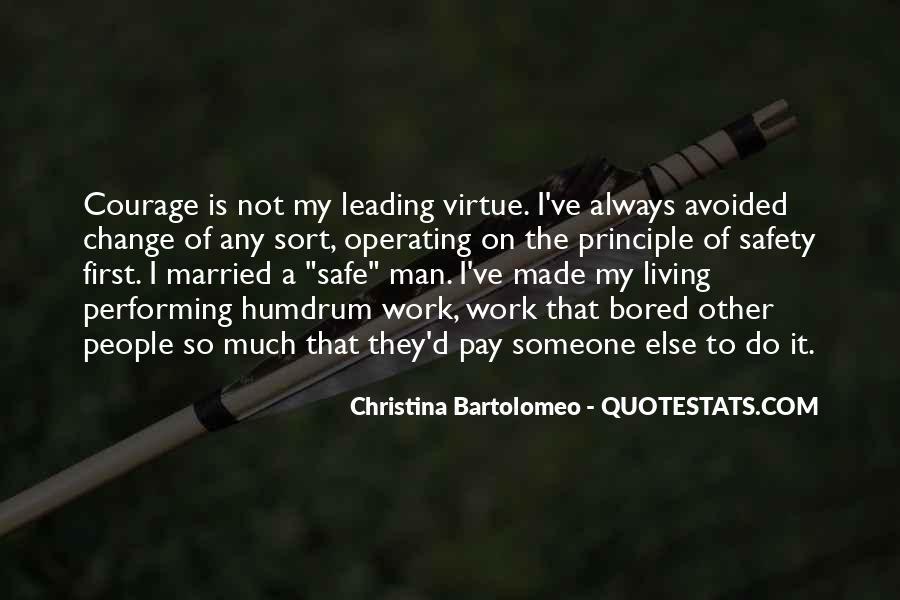 Christina Bartolomeo Quotes #358730