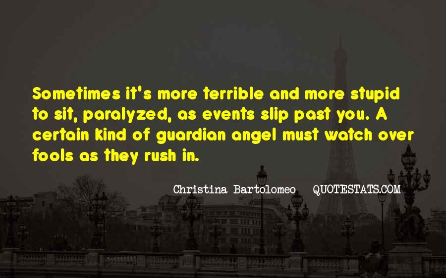 Christina Bartolomeo Quotes #393023