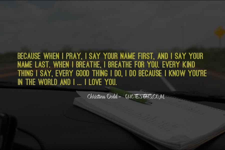 Christina Dodd Quotes #1154574