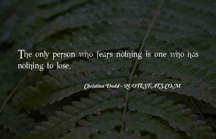 Christina Dodd Quotes #1461003