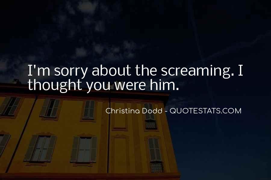 Christina Dodd Quotes #1462083
