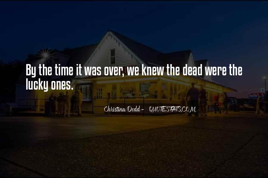Christina Dodd Quotes #1605965