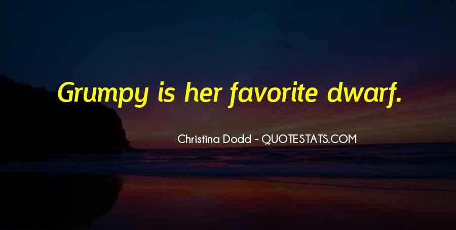 Christina Dodd Quotes #1663970