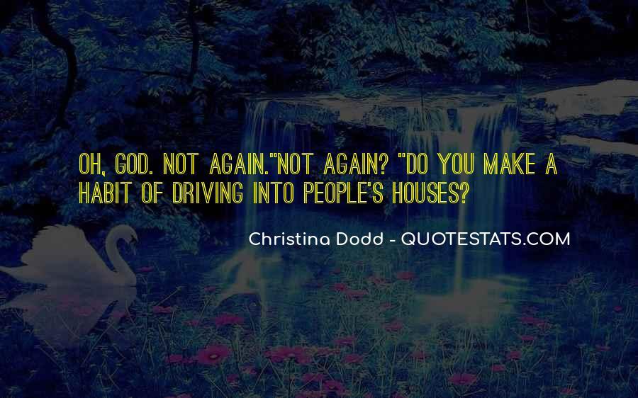 Christina Dodd Quotes #168410