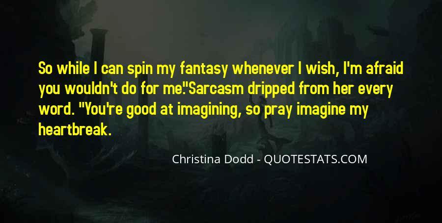Christina Dodd Quotes #1718576