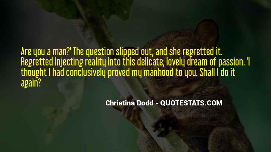 Christina Dodd Quotes #1832240