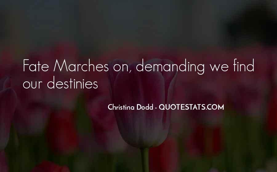 Christina Dodd Quotes #446925