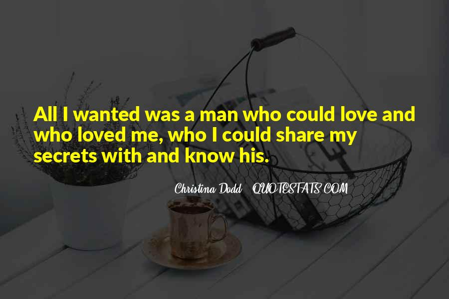 Christina Dodd Quotes #562402