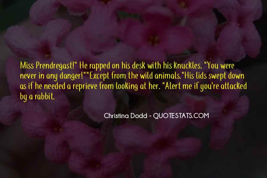 Christina Dodd Quotes #58380