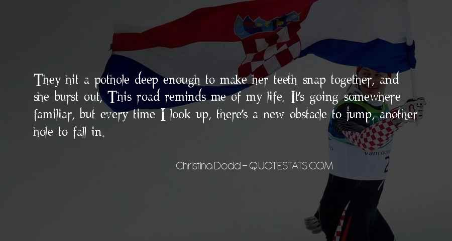 Christina Dodd Quotes #632499