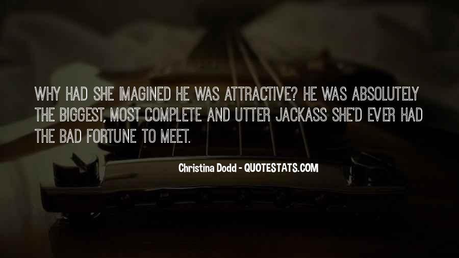 Christina Dodd Quotes #655839