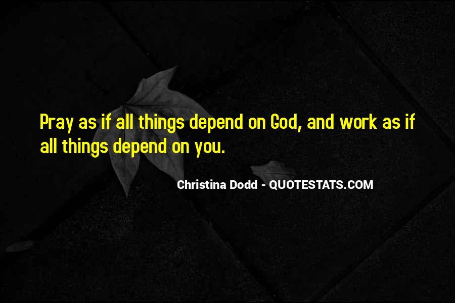 Christina Dodd Quotes #657606