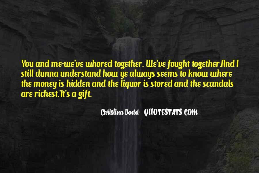Christina Dodd Quotes #852352