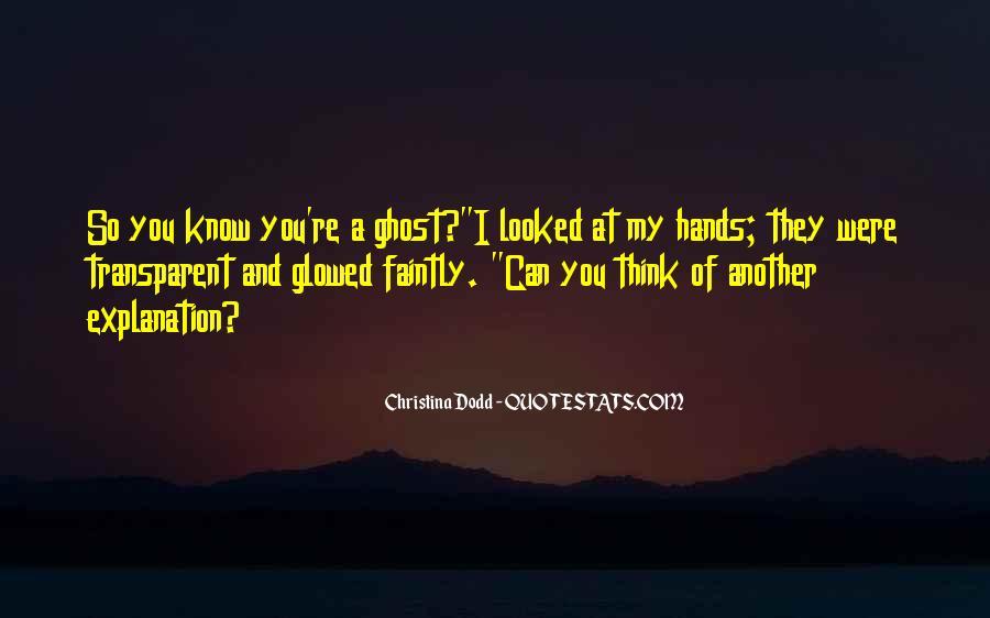 Christina Dodd Quotes #965394