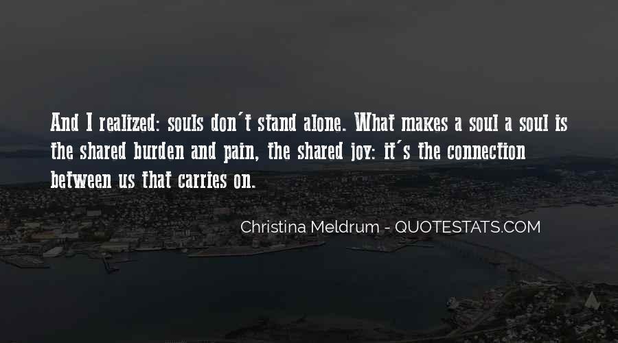 Christina Meldrum Quotes #323619