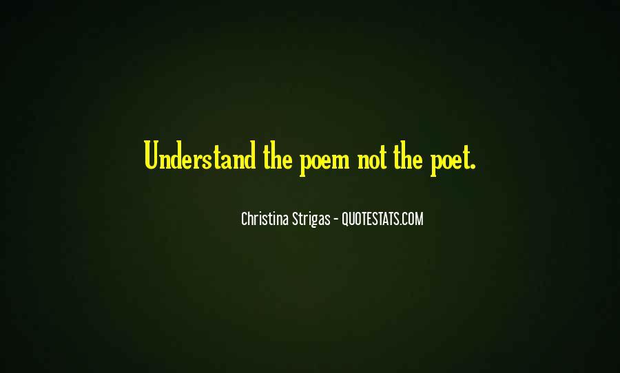 Christina Strigas Quotes #169172