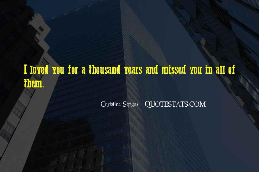 Christina Strigas Quotes #420398