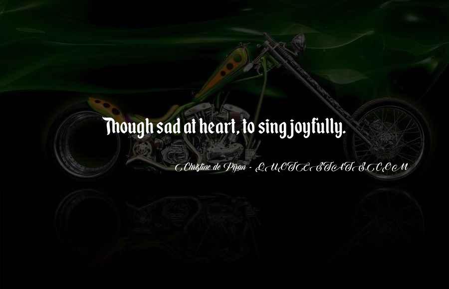 Christine De Pizan Quotes #102661
