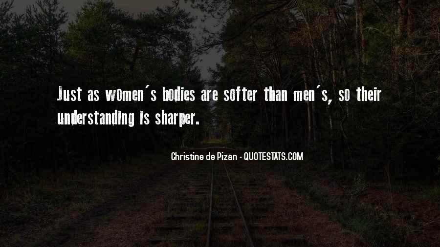 Christine De Pizan Quotes #1317463