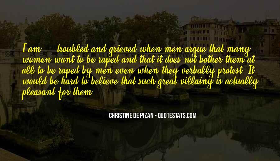 Christine De Pizan Quotes #1325076