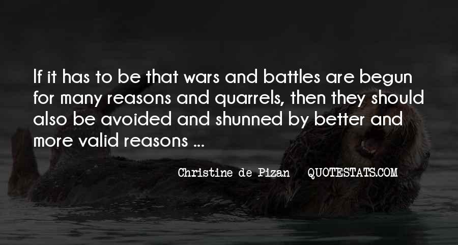 Christine De Pizan Quotes #1563873