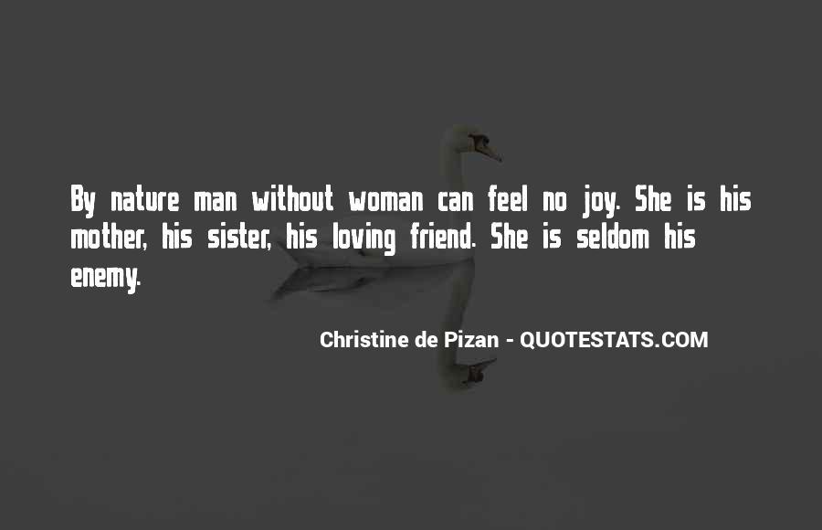 Christine De Pizan Quotes #1737561