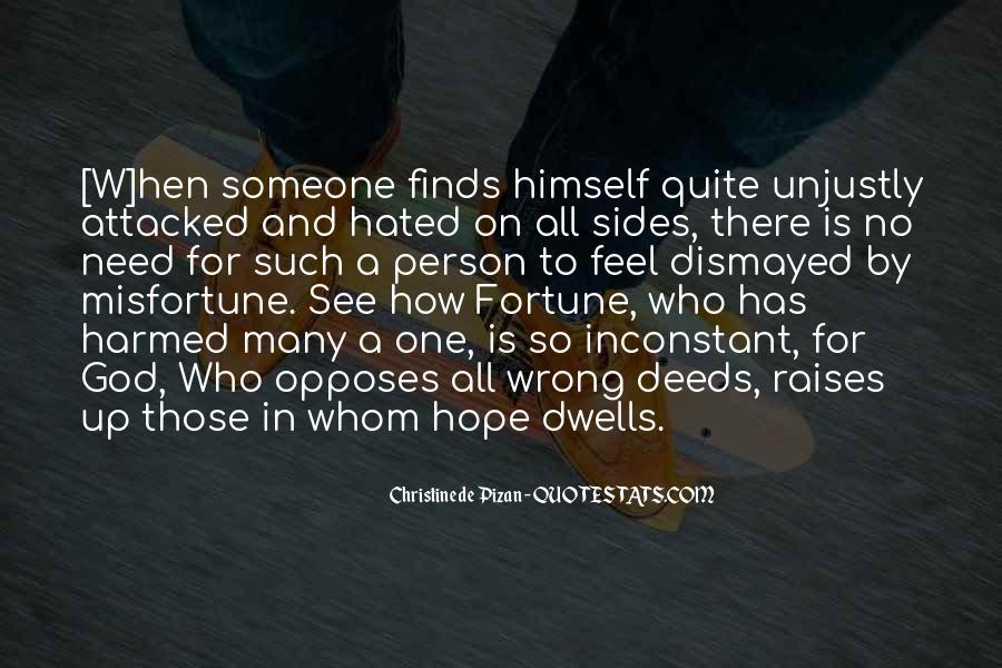 Christine De Pizan Quotes #1841983