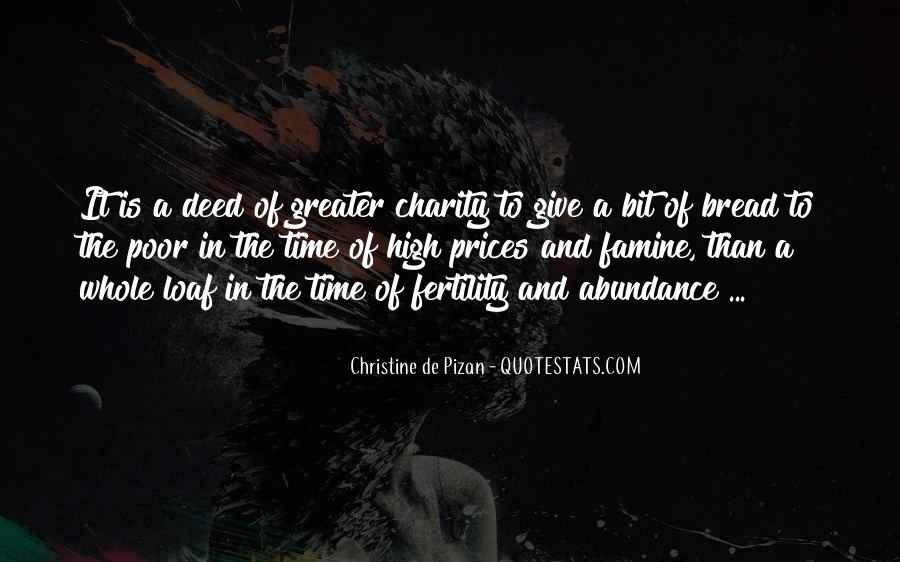 Christine De Pizan Quotes #259575